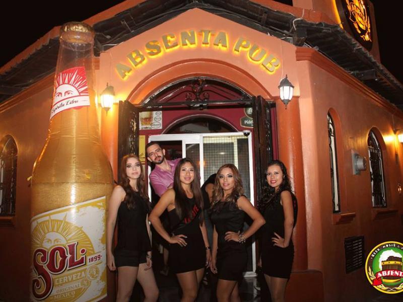 Absenta Pub